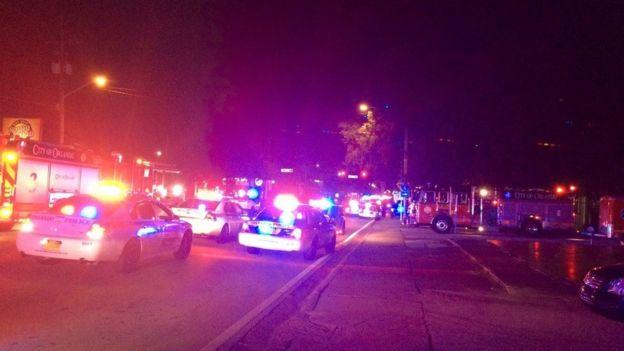 ABD'nin Florida eyaletine bağlı Orlando şehrinde bir gece kulübünde silahlı saldırı. 50 kişi hayatını kaybetti, 53 kişi yaralandı. tarihte bugün