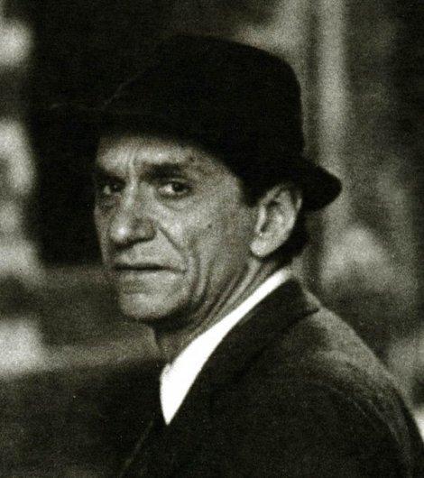 Abidin Dino, ressam, yazar, yönetmen. (ÖY-1993)