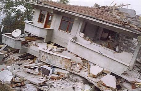 Adana Ceyhan Depremi