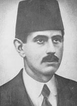 Bilim ve siyaset adamı Dr. Adnan Adıvar. tarihte bugün