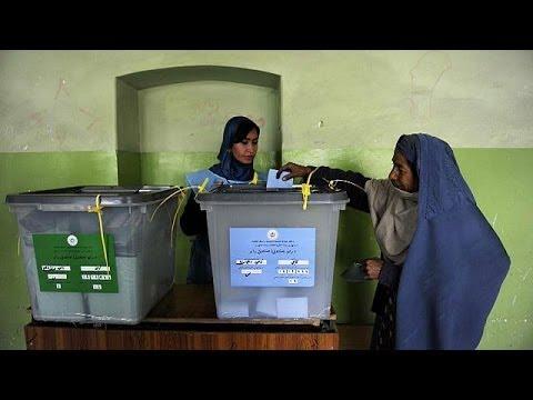 Afganistandaki Ilk Demokratik Seçimler