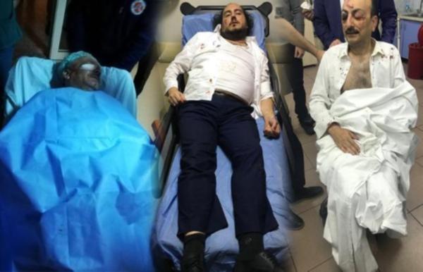Afiş Asan SPlilere MHPliler Saldırdı