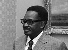 Agostinho Neto, Angolalı şair, devlet başkanı (ÖY-1979) tarihte bugün