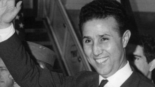 Ahmed Bin Bella, Cezayirin ilk başkanı (ÖY-2012) tarihte bugün