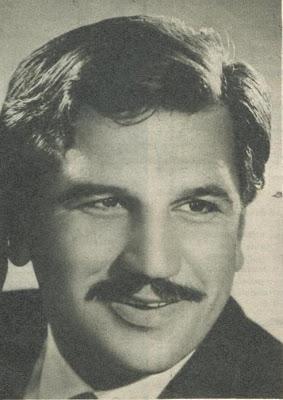 Sinema sanatçısı Ahmet Tarık Tekçe. tarihte bugün