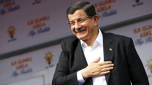 Ahmet Davutoğlu Toplantısı 4-5 Mayıs Olayları
