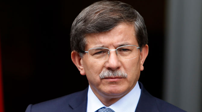 Ahmet Davutoğlu Toplantı İstifa 4-5 Mayıs Olayları