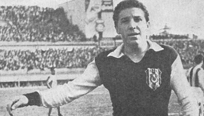 Ahmet Özacar, futbolcu (DY-1937) tarihte bugün