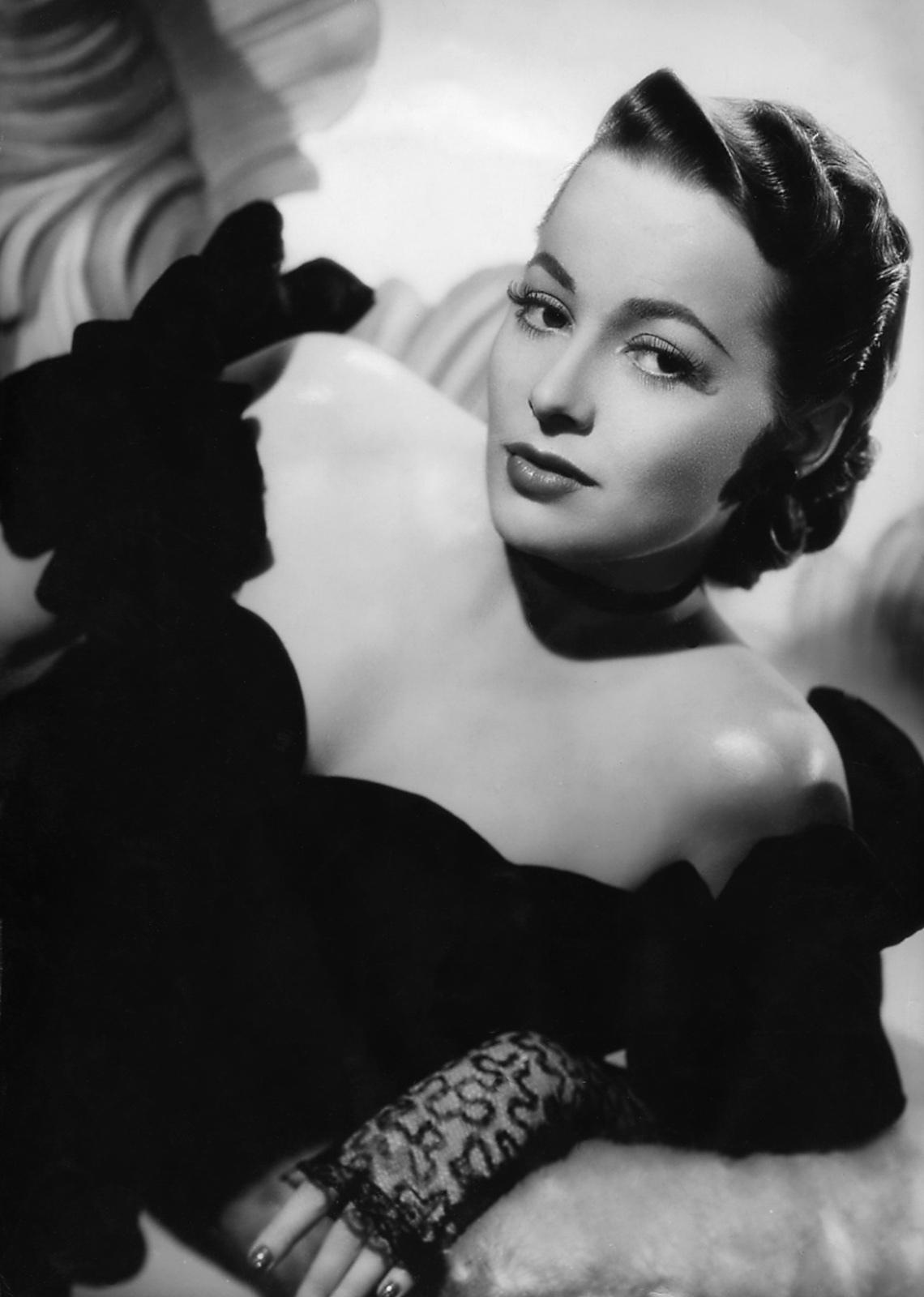 Olivia de Havilland, ingiliz aktris tarihte bugün