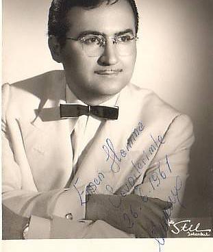 Alaattin Şensoy, besteci (DY-1932) tarihte bugün