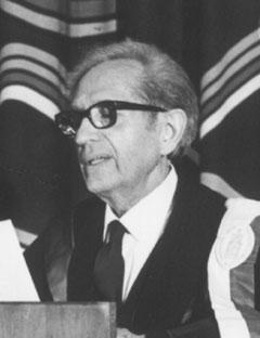 Albert Claude, Belçikalı biyolog, Nobel Fizyoloji veya Tıp Ödülü sahibi (ÖY-1983) tarihte bugün