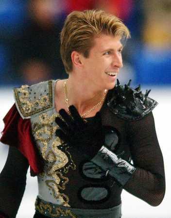 Aleksey Yagudin, Rus sporcu, buz patenci. tarihte bugün