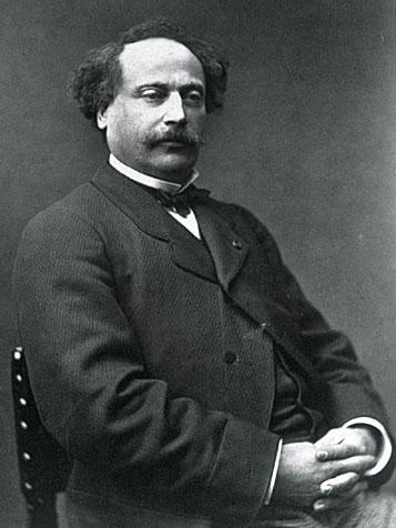 Kamelyalı Kadın'ın yaratıcısı Fransız oyun yazarı Alexander Dumas Fils.