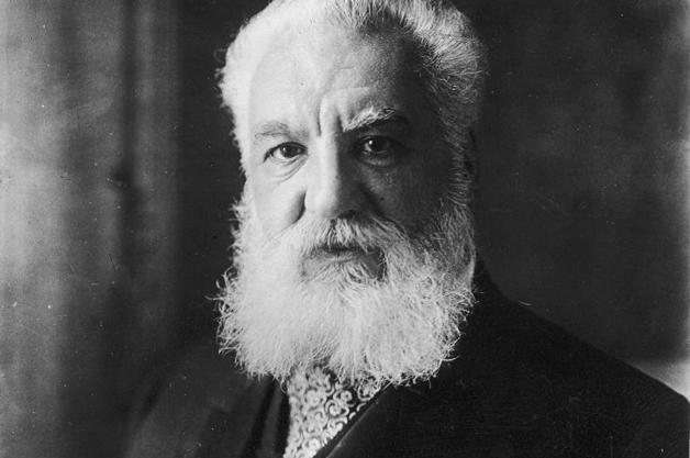 Alexander Graham Bell, iskoç mucit (ÖY-1922)