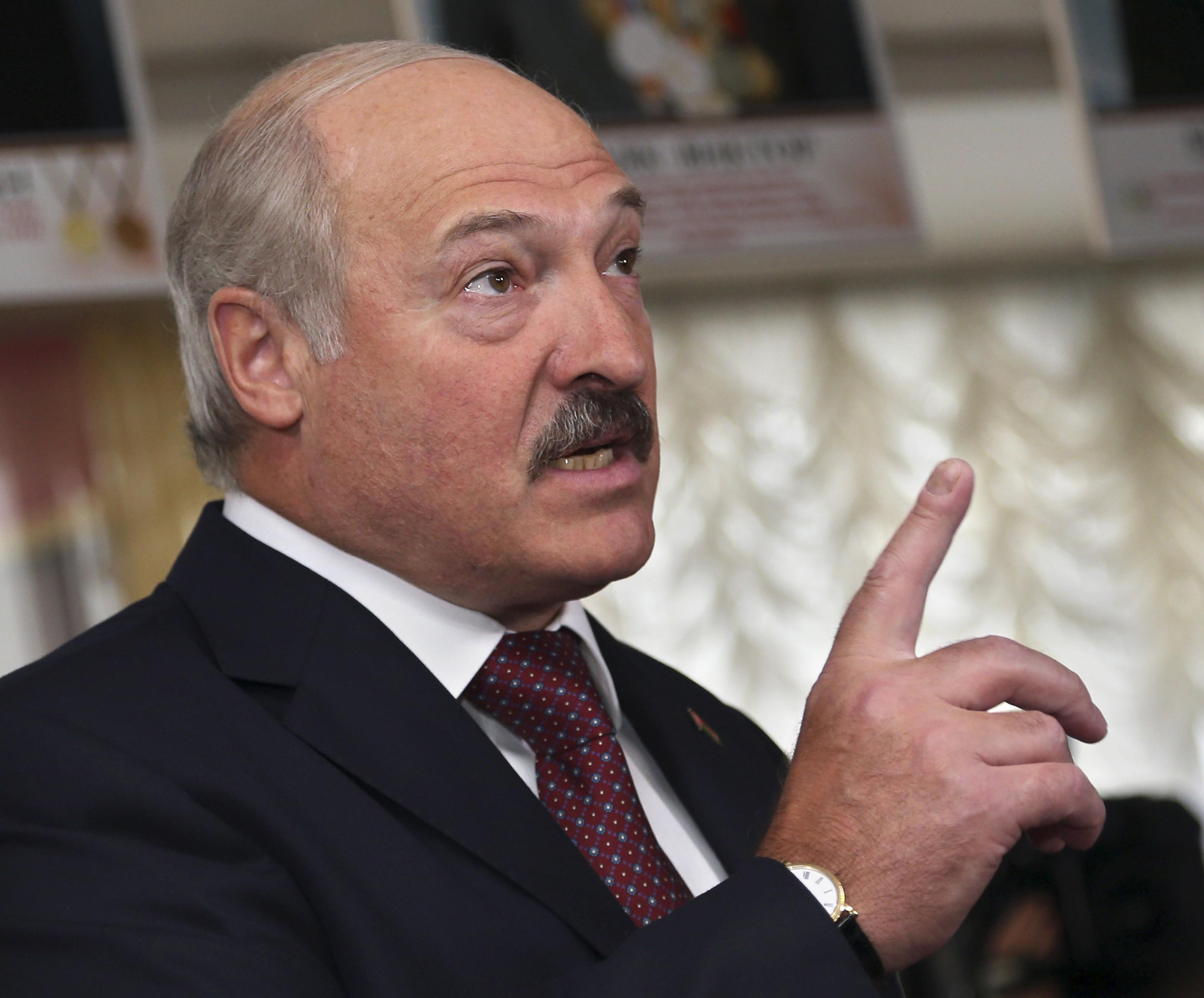 Alexander Lukashenko, Belarus devlet ba�kan�