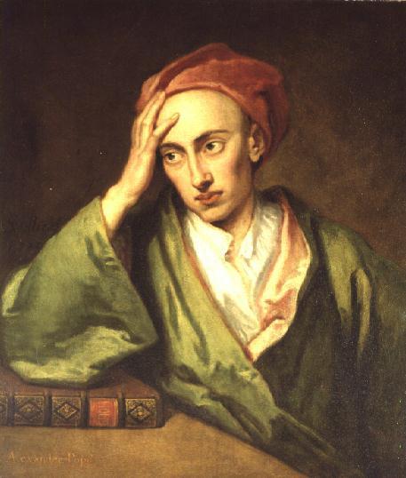 Alexander Pope kimdir doğum tarihi