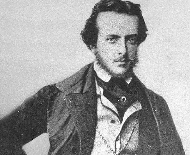 Alfred de Musset, Fransız yazar (DY-1810) tarihte bugün