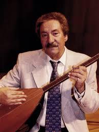 Ali Ekber Çiçek, Türk Halk Müziği sanatçısı (DY-1935) tarihte bugün
