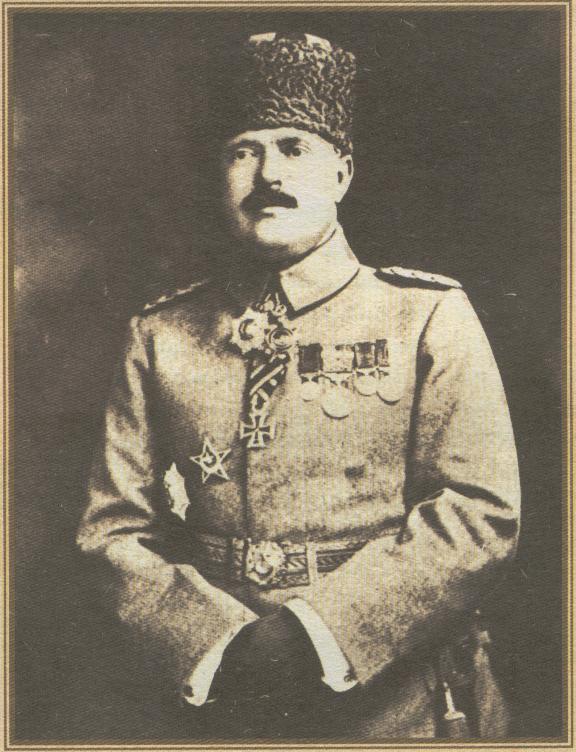 Ali Fuat Cebesoy Kimdir Doğum Tarihi