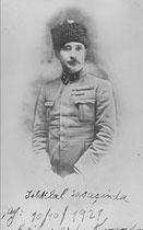 Ali ihsan Sabis,  asker ve siyasetçi (DY-1882) tarihte bugün