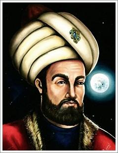 Ali Kuşçu, gökbilimci, matematikçi (DY-1403) tarihte bugün