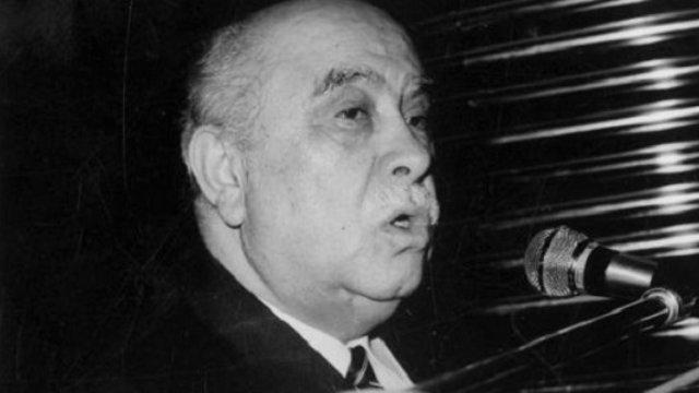Ali Rıza Artunkal, asker ve politikacı (DY-1881) tarihte bugün