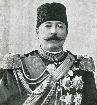 Eski sadrazamlardan Ali Rıza Paşa. tarihte bugün