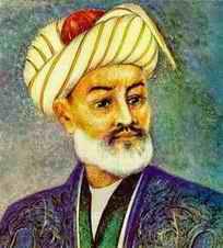 Ali Şir Nevai, şair (DY-1441) tarihte bugün