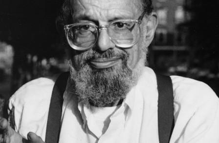 Allen Ginsberg, Amerikalı yazar (ÖY-1997) tarihte bugün