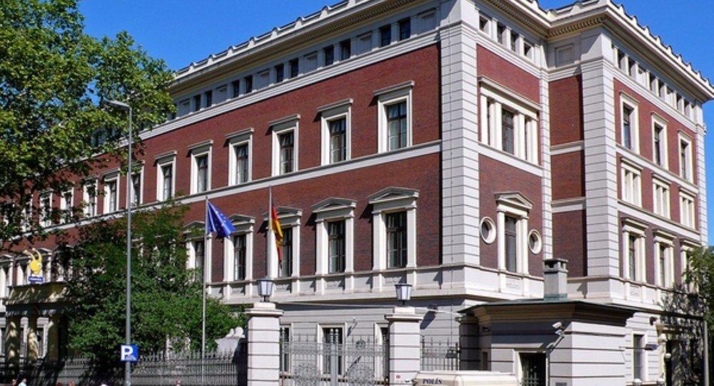 Almanya PKK Etkinliği Ankara Büyükelçisi  Dışişleri Bakanlığına çağrıldı