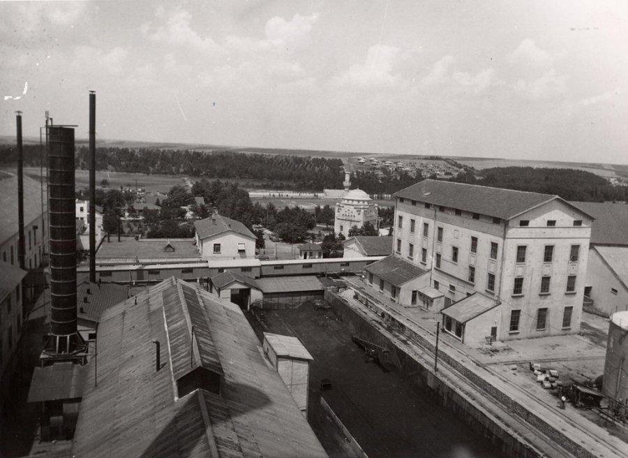 Alpullu Şeker Fabrikası açıldı. tarihte bugün