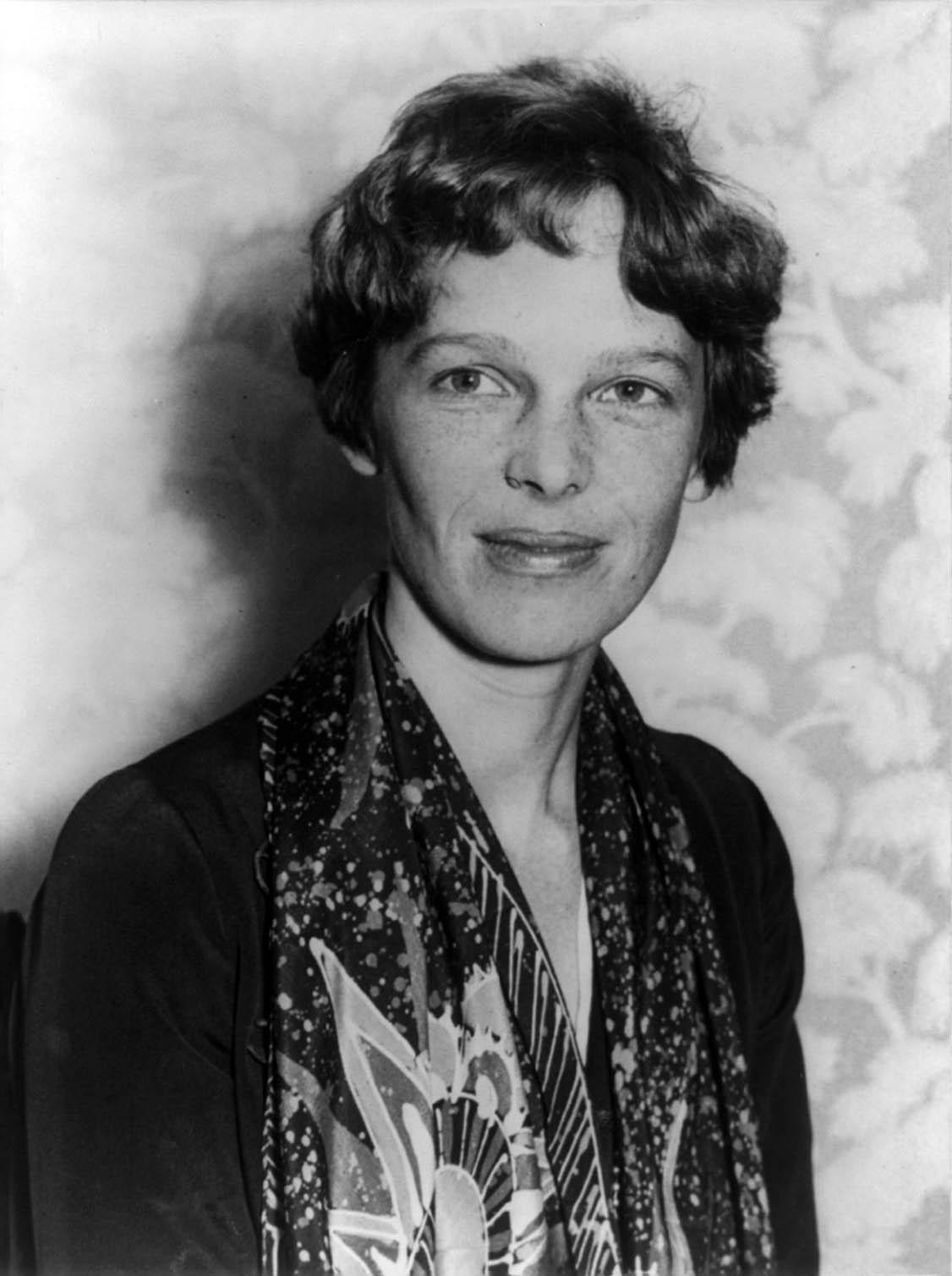 Amelia Earhart Doğdu