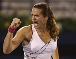Amelie Mouresmo, Fransız tenis oyuncusu