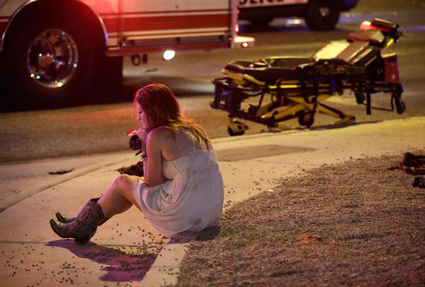 Amerika Las Vegas Katliamı