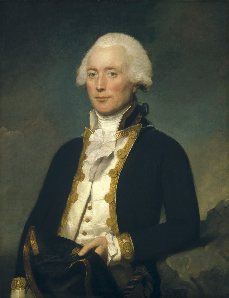 Robert Calder, ingiliz donanma amirali (ÖY-1818) tarihte bugün