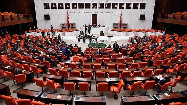 Anayasa Değişikliği Birinci Turu Tamamlandı