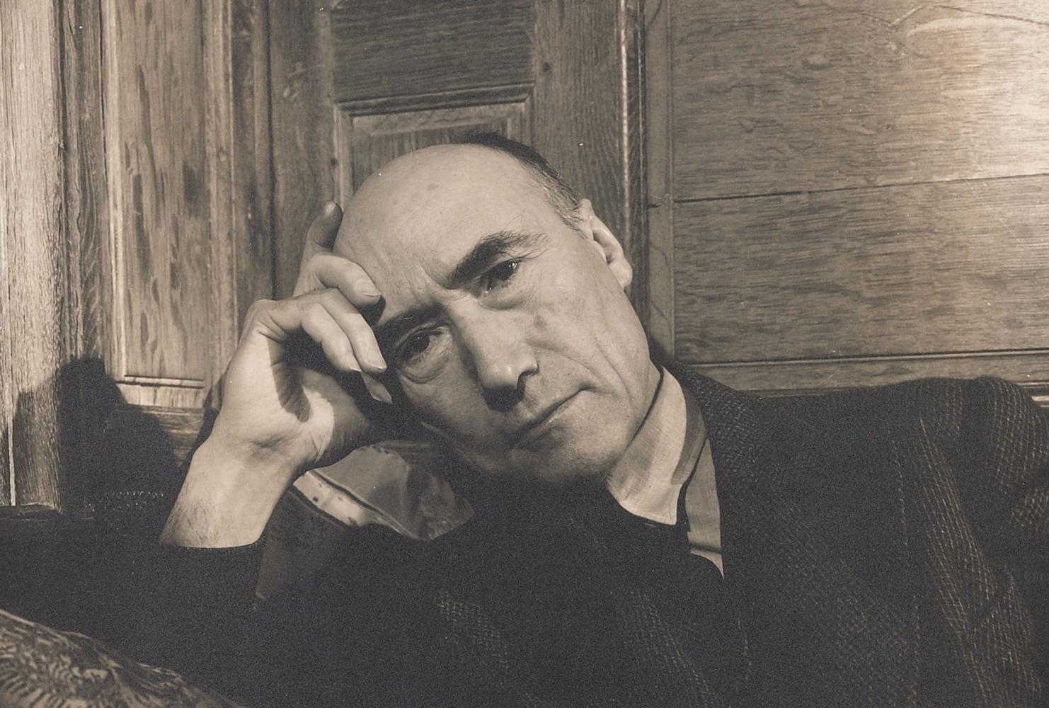 Fransız yazar André Gide  tarihte bugün