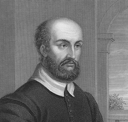 Andrea Palladio, italyan mimar (DY-1508) tarihte bugün