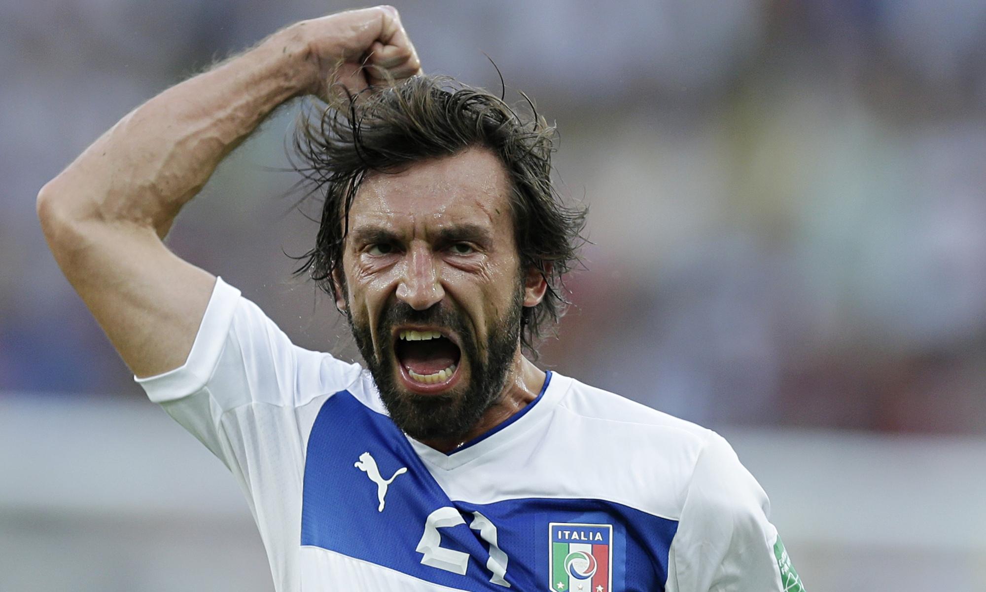 Andrea Pirlo, italyan futbolcu tarihte bugün