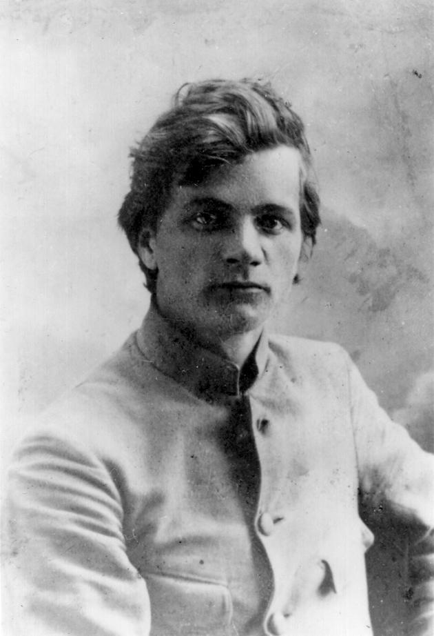 Andrey Platonov, Rus yazar (ÖY-1951)