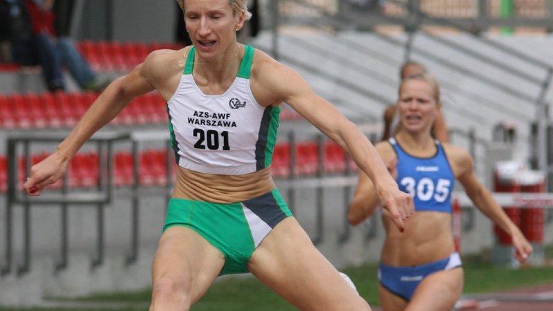 Anna Jesien, Polonyalı atlet tarihte bugün