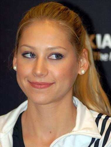 Anna Kournikova, Rus tenisçi tarihte bugün