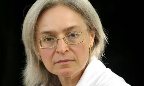 Anna Politkovskaya, Rus gazeteci (ÖY-2006) tarihte bugün