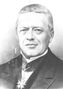 Antoine Augustin Cournot, Fransız matematikçi (ÖY-1877) tarihte bugün