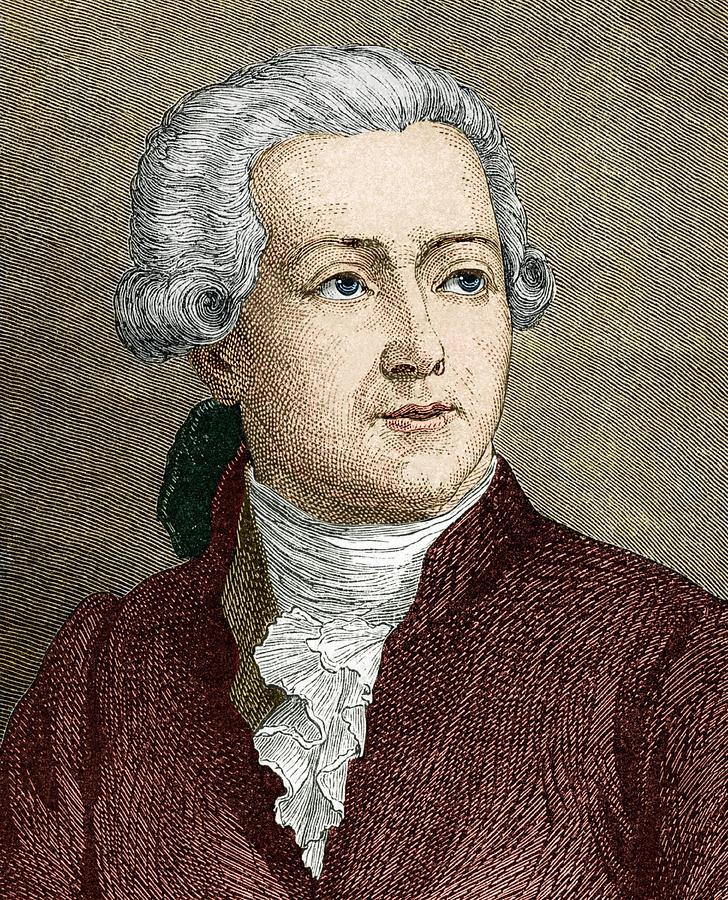 Antoine Lavoisier, Fransız kimyacı (ÖY-1794) tarihte bugün