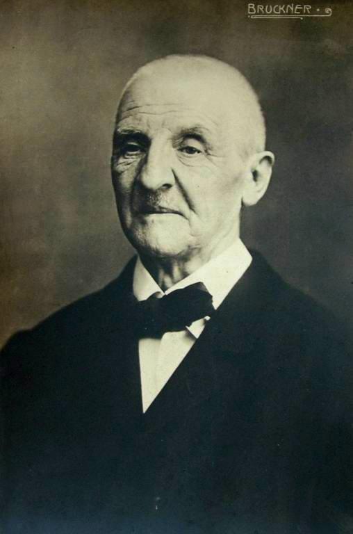 Anton Bruckner, Avusturyalı besteci (ÖY-1896) tarihte bugün