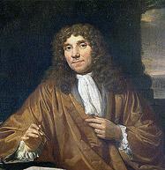 Anton van Leeuwenhoek, Hollandalı bilim adamı (DY-1632) tarihte bugün
