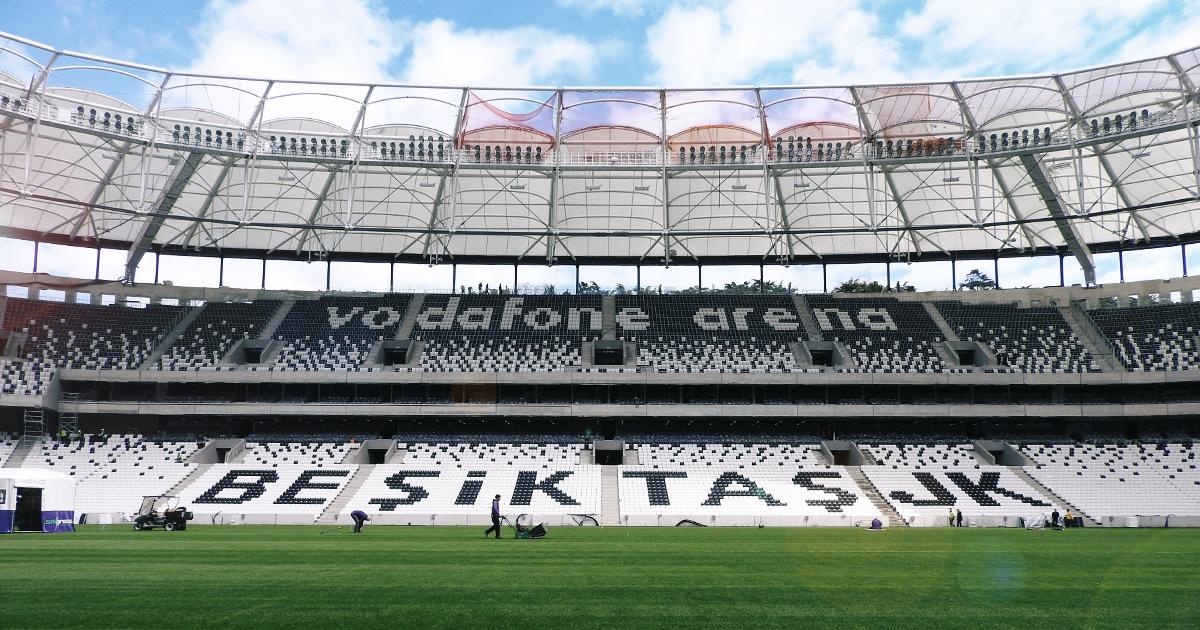 Türkiye Futbol Federasyonu (TFF), içinde Arena kelimesi geçen statların adlarını -Stadyum olarak değiştirdi.  tarihte bugün