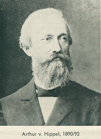 Arthur Von Hippel öldü