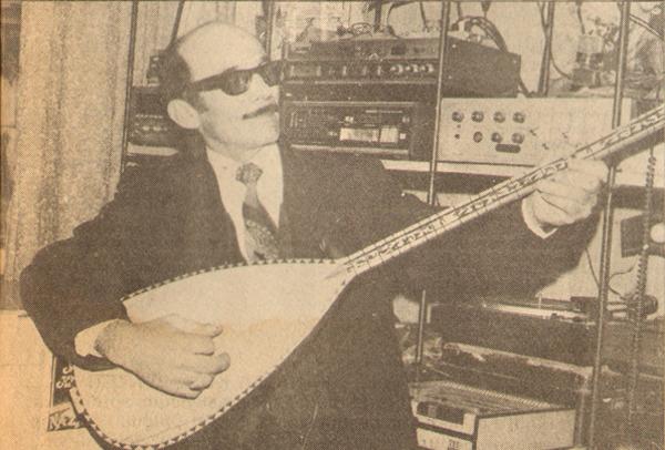 Aşık Davut Sulari, Türk halk müziği sanatçısı (DY-1925) tarihte bugün